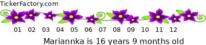 http://tickers.TickerFactory.com/ezt/d/2;10704;49/st/20061031/n/Mariannka/dt/6/k/7cad/age.png