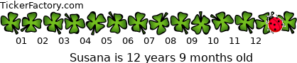 http://tickers.TickerFactory.com/ezt/d/2;10721;104/st/20091009/n/Susana/k/c611/age.png