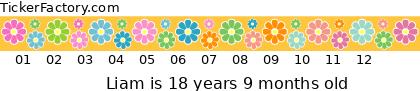 La taille de nos bannières Age