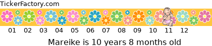 http://tickers.TickerFactory.com/ezt/d/2;10723;30/st/20111111/n/Mareike/dt/6/k/e8b9/age.png