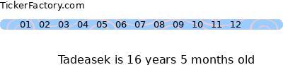 http://tickers.TickerFactory.com/ezt/d/2;31;49/st/20070303/n/Tadeasek/k/7d15/age.png