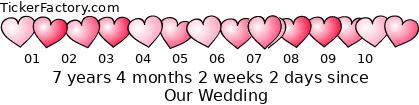 http://tickers.TickerFactory.com/ezt/d/4;10716;116/st/20160319/e/Our+Wedding/dt/5/k/f7d9/event.png