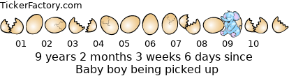 [http://tickers.tickerfactory.com/ezt/d/4;10718;42/st/20130420/e/Baby+boy+being+picked+up/dt/4/k/afd3/event.png]