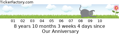 Image hotlink - 'http://tickers.TickerFactory.com/ezt/d/4;10766;469/st/20130830/e/Our+Anniversary/k/284c/event.png'