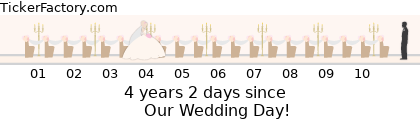 http://tickers.TickerFactory.com/ezt/d/4;10773;484/st/20180804/e/Our+Wedding+Day%21/dt/1/k/370c/event.png