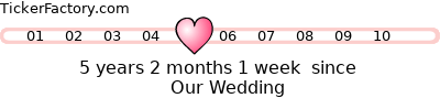 http://tickers.TickerFactory.com/ezt/d/4;13;116/st/20170525/e/Our+Wedding/dt/5/k/95bf/event.png