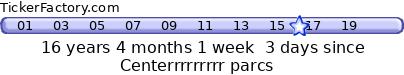 [img width=420 height=64]http://tickers.tickerfactory.com/ezt/d/4;45;2/st/20070323/e/Centerrrrrrrrr+parcs/dt/7/k/2b04/event.png[/img]